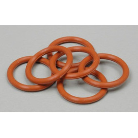 Silicone O-ring S10 (6pcs), ( Mt Racer / Nitro Mt ). Hpi.!