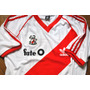 Camiseta Retro River Plate 86