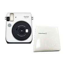 Câmera Instantânea Fujifilm Instax Mini 70 + Álbum - Branca