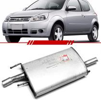 Conjunto Traseiro Ford Ka 2013 2012 2011 2010 2009 2008 1.0