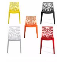 Cadeira Gruvyer Design Em Polipropileno Em Promoção!!
