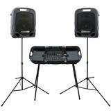 Sistema Amplificación Pro Escort3000 Peavey ( Envío Gratis )