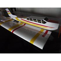 Aeromodelo Elétrico Cessna 182-kit Para Montar