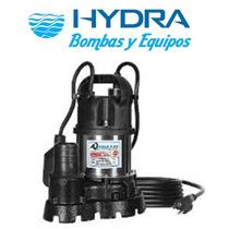 Bomba Sumergible Para Achique Aqua Pak Sigma 1 Hp