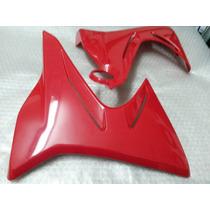Kit De Carenagens Xtz Vermelha Original Yamaha Sem Adesivos