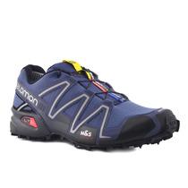 Zapatillas Salomon Speedcross 3 Hombre Azul Oscuro