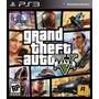 Jogo Grand Theft Auto V Gta 5 Playstation 3 Ps3 Frete Grátis