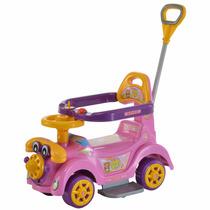 Ring Car Andador Carrinho Com Empurrador - Biemme Ringcar