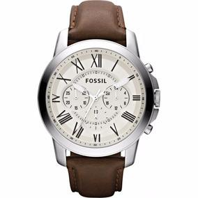 Relógio Fossil Masculino - Fs4735 Revendedor Autorizado