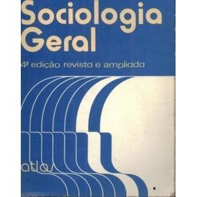 Livro Sociologia Geral 4ª Edição Eva Maria Lakatos