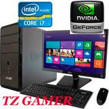 Computadora Intel I7-7700 Geforce Gtx 1050 8gb Ddr4 Tranza