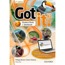 Got It! Plus Starter Student Pack 2ª Ed Philippa Bowen