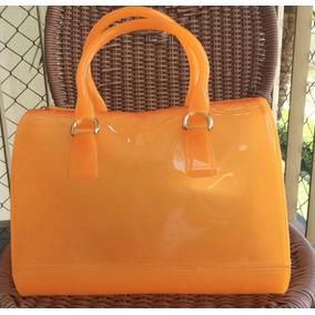 Bolsa Candy Bag - Deli Bag - Amarelo Transparente