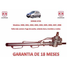 Caja Direccion Hidraulica Cremallera P/bomba Dodge Atos 2006
