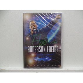 Dvd Essência - Anderson Freire (lacrado)