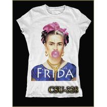 Blusas De Moda Fida Kahlo Y Mas
