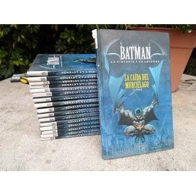 Comics Batman La Historia Y La Leyenda Tomos 2-20 Leer Bien