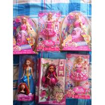 Muñeca Barbie Cascanueces Mérida Briar Beauty Barbie Peinado