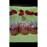 Floreros/regalos/ Detalles/ Dia De Los Enamorados Y La Amist
