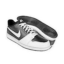 Tenis Nike Backboard Piel Natural Nuevos Originales #28.5