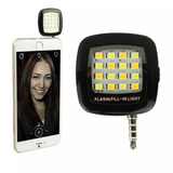 Flash Led Portatil Smartphone Y Iphone Recargable