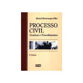 Livro Processo Civil - Misael Montenegro - 3a Edição