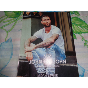 Posteres/ Páginas/ Materiais/ Recortes Maroon 5