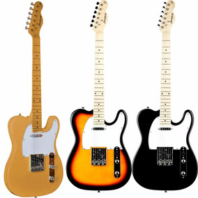 Guitarra Telecaster Strinberg T 250 S Tele T250s - Kadu Som