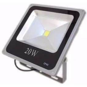 Refletor Led Holofote 20w Bivol A Prova D