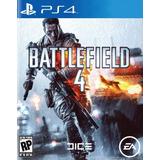Battlefield 4 Español Ps4 Digital | Jugas Con Tu Usuario