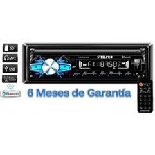 Auto Estéreo | Steelpro | Bluetooth | Caratula | Gtia 6 Mese