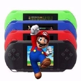 Video Game Psp Game Boy Portátil Pvp Sqy - 8000 Digital 8bit