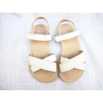 Aurojul-sandalias Cuero Cruzadas-blancas-mimo&co-caja