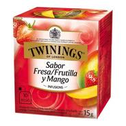 Té Twinings Frutilla Y Mango