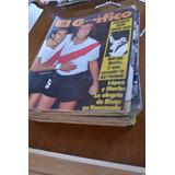 Revistas Grafico Lote River Plate