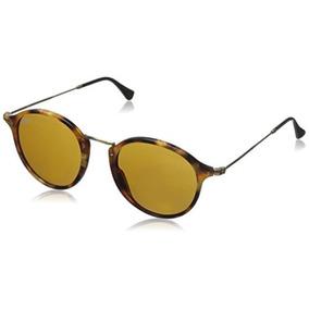 e4cba64de7 Ray-Ban para hombre Fleck 0rb2447 redondo anteojos de sol Ray-Ban  Sunglasses Los mejores regalos de navidad 2018