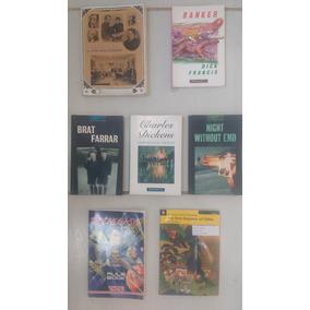 Lote 7 Livros Em Inglês Usa Diversos Frete Grátis