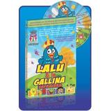 Dvd Original Gallina Pintadita 16 Videos En Español Y Portug