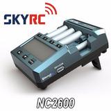 Carregador E Analisador Skyrc Nc2600 Para Baterias Aaa Aa