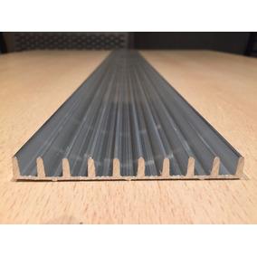 Disipador De Aluminio Aluar - Ideal Led - Largo 1 Metro