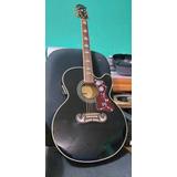 Guitarra Eletricoacustica Epiphone Ej200