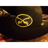 Sombrero De Caballeria Union Guerra De Secesion Americana