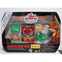 Bakugan Gundalian Invaders Brawler Game Pack #085 Lacrado :)