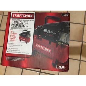 Compresor Craftsman Modelo 9 15362