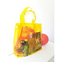 Bolso Playero Transparente Kreattiva / Tote Bag Kreattiva