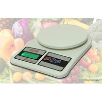 Balanza Compacta Digital De Cocina De 1 A 5 Kg Super Oferta!