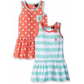 Vestidos Infantis Importados Dois Por Um Frete Gratis