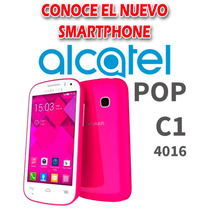 Smartphone Alcatel C1 4016 4gb Interno Wifi Bluetooth Dualco