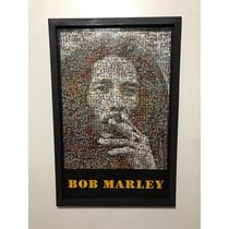 Bob Marley Cuadro Decorativo Rastafari