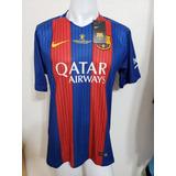 Barcelona Final Copa Do Rey - Camisa Barcelona Masculina no Mercado ... b99cb2108fb28
